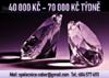 40 000 Kč - 70 000 Kč