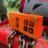 Dálkové ovládání navijáku pro lesní traktor - foto 1