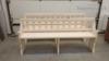 Dřevěná lavice - foto 1