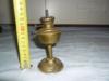 Krásná mosazná minilampa, závěsná, ohýbací-RARITA - foto 1