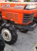 Kubota L1-195, japonský traktor