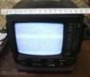 Malinká TV s radiem 220V/ 12V