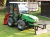 Malotraktor Vega 30HP s lesnickou nástavbou - foto 1