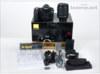 Nikon D90 digitální fotoaparát s objektivem 18-135 - foto 1