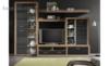 Obývací stěna a konferenční stolek