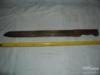 Pěkná velká starodávná mačeta