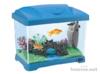 Plastové akvárium včetně příslušenství