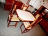 Prodej jídelního stolu, židlí - foto 1
