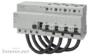Proudový chránič RCBO 4P 100 A Montáž na lištu DIN