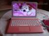 Sony Vaio růžový-v perfektním stavu.