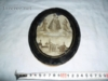 Starodávný modlitební skleněný obrázek-ikona - foto 1