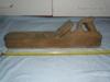 Velký masivní hoblík-značkový na dřevě i na železe - foto 1