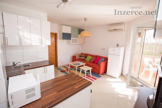 Apartmán v Chorvatsku 3kk s terasou