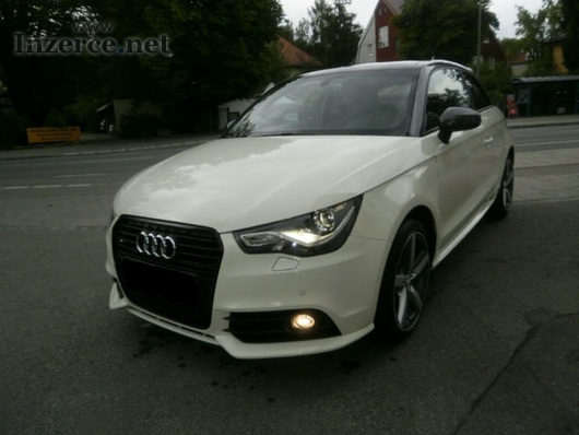 Audi A1 1.6 TDI Ambition/Audi exclusive  Navi Plus