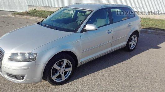 Audi A3 Sportback 1,6 75kW r.v.2007