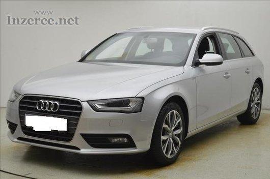 Audi A4 Avant, 2.0 TDi