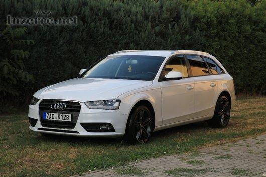 Audi A4 B8 2.0TDI, 2012, top
