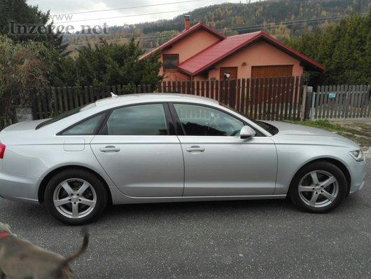 Audi A6 3.TDI, 2013, automat, 4x4, 180kW