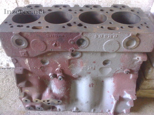 Blok motoru VZV Balkancar DV1786