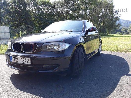 BMW 118d, e87 coupé, 105kw