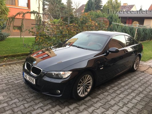 BMW 320d Coupe (E92)