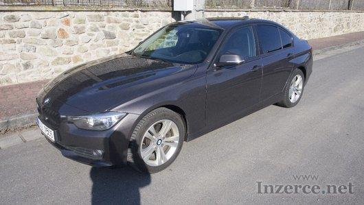 BMW 320d (F30) rok výroby 2012
