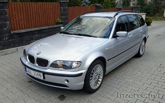 BMW 330d  - výjimečný stav !