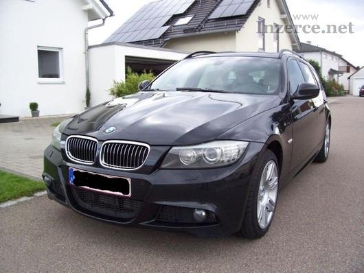 BMW 330d xDrive M SportpaketNaviProfLederLogic7