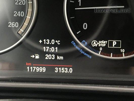 BMW 520d r. v. 2012, odpočet DPH