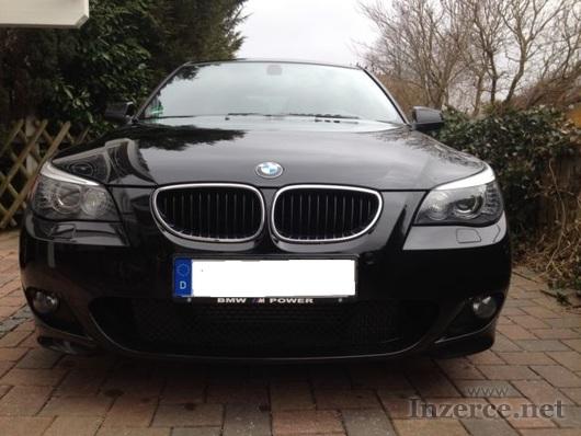BMW 520d SPORTEL.GLASDACH/NAVI/XENON17 ZOLL