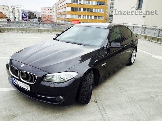 BMW 525d XDrive, 1. maj. 160kW