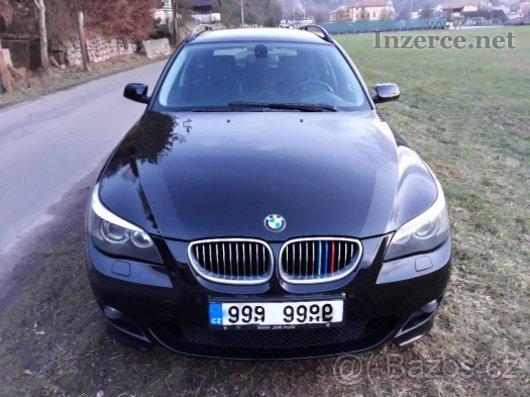 BMW Řada 5 525d M-Paket Navi, Kůže