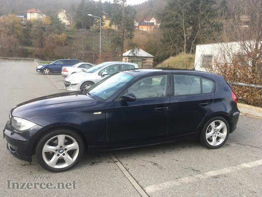 BMW řady 1-sport, možnost odpoču DPH