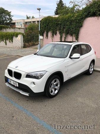 BMW X1 1.8d xDrive 4x4, Automat, ČR