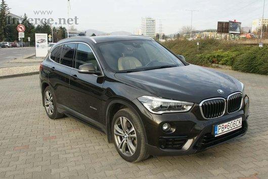 BMW X1 xDrive 25d Sport Line