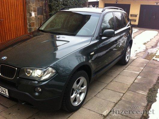BMW X3,E83,LCI,2.0D,M-Paket,NAVI