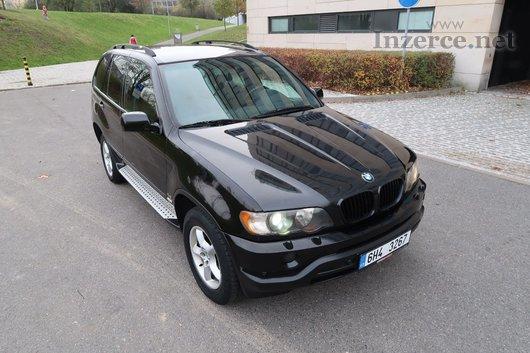 BMW X5 4,4i Navigace+TV Strop