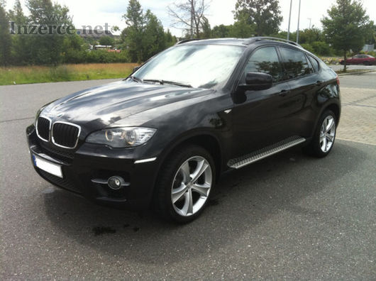 BMW X6 xDrive30d URGENT