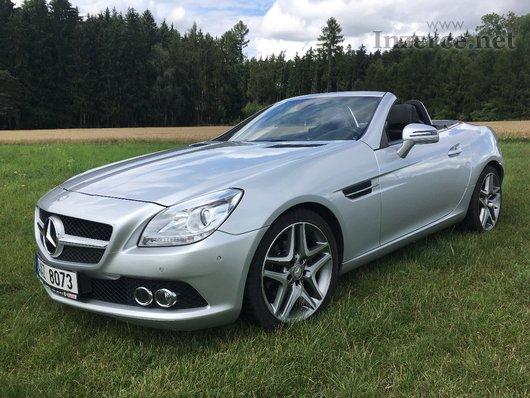 Cabrio Mercedes-Benz SLK 200