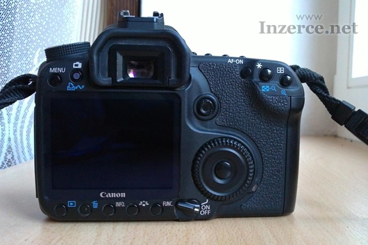 Canon EOS 50D + Magic Lantern