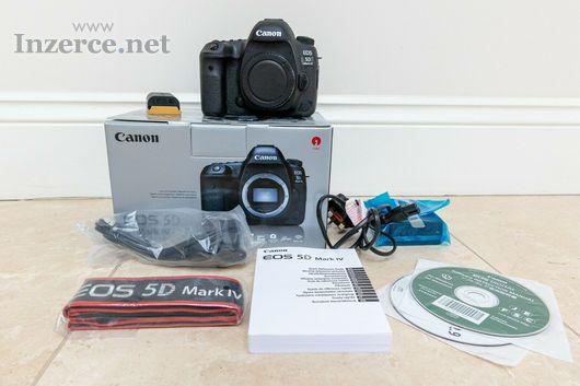 CANON EOS 5D MARK IV DIGITAL SLR CAMERA 30.4 MP -