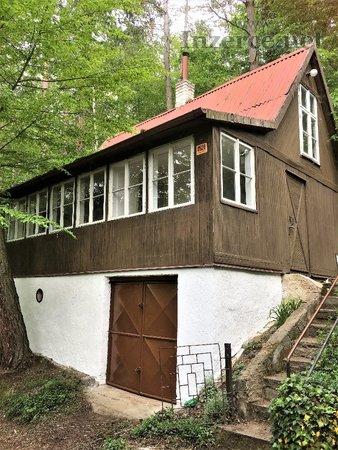Chata u Berounky