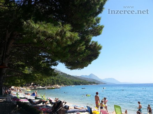 Chatky u moře - Chorvatsko