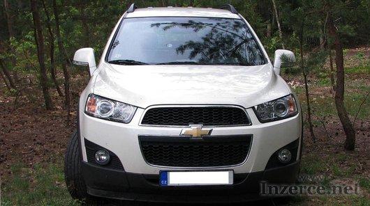 Chevrolet Captiva SUV 4x4, 2,2TD