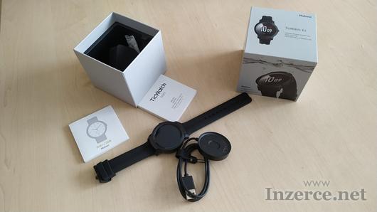 Chytré hodinky TicWatch E2