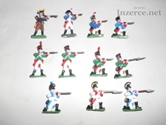 Cínoví vojáčci