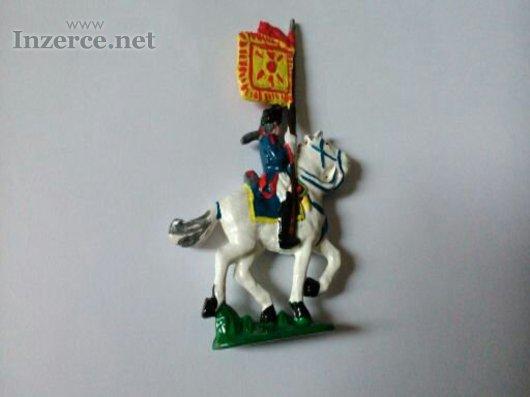 Cínoví vojáčci - napoleonské války, středově a dal