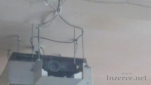 Čistička, projektor