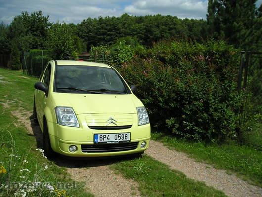Citroën C2 1,1 i, r.v. 2005