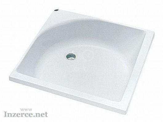Čtvercová sprchová vanička SIMPLE